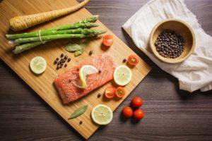 Essen für mehr Entgiftung