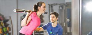 Krafttraining zum Muskelaufbau