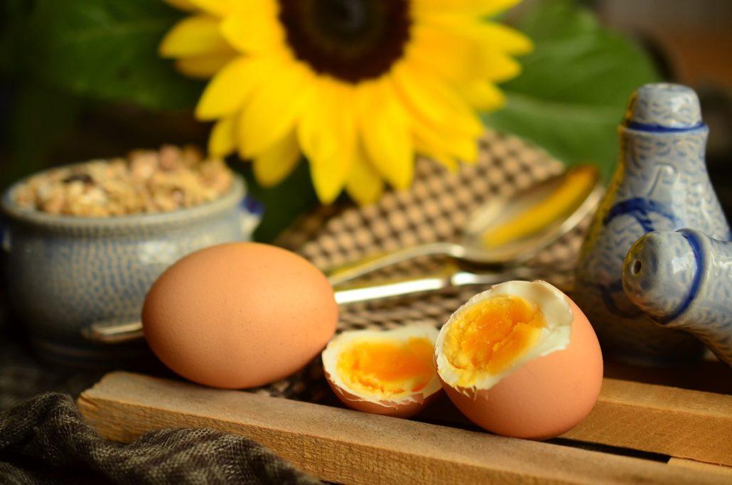 Frühstück im Körperwandel